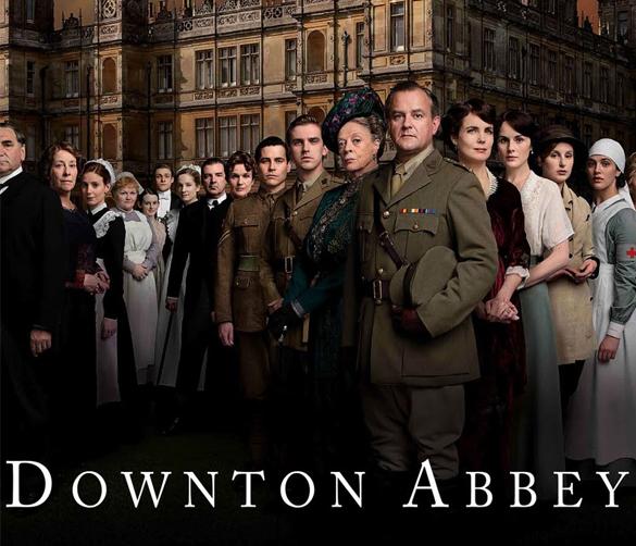 Downton Abbey Square