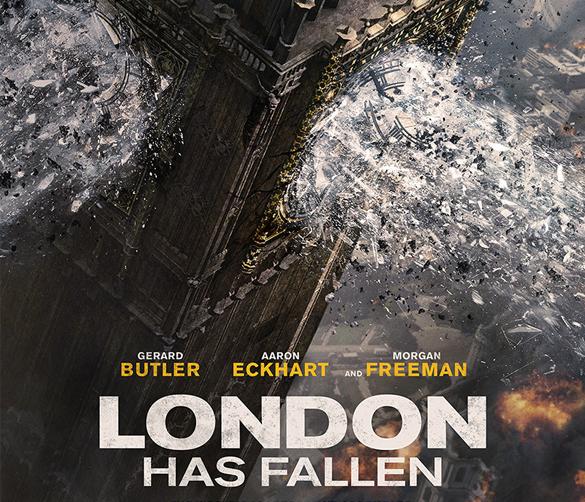London Has Fallen Square