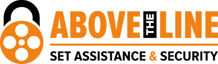 Above the line logo