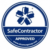 The Safe Contractor Logo